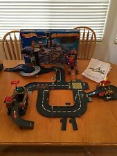 RARE Vintage Hot Wheels Speed City Play Set - Boxed - COMPLETE - All Pieces/Inst