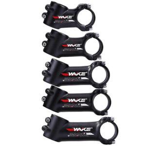 WAKE 31.8x60-100mm Bicycle Stem 25 Degree Bike Handlebar Stem Cycling Parts