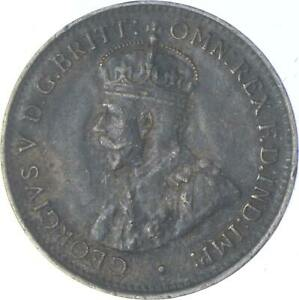Better - 1913 British West Africa 3 Pence - TC *340
