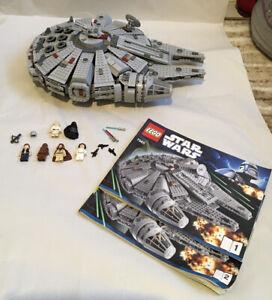 Lego Star Wars 7965: Millennium Falcon Complete