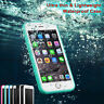Thinnest Waterproof Shockproof Dirtproof Soft TPU Case Cover For iPhone Series