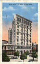Havana Cuba Hotel Sevilla Biltmore Postcard Made in USA
