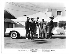 "Jack Nicholson ""T-Bird Gang"" 1959 publicity still photo 8x10 Ford Thunderbird a5"