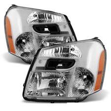 Chevy 05-09 Equinox Replacement Headlights Pair Set
