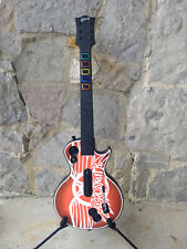 PS3 Guitar Hero Les Paul Aerosmith Guitar Replacement NO DONGLE