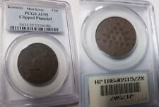 ca 1792 US Colonial Token Kentucky 1 Cent PCGS AU 55