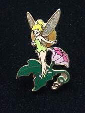 Disney Tinker Bell on a Flower Pin