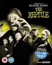 The Reptile (Blu-ray + DVD) [1966][Region 2]