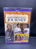 NEW SEALED DVD THE HUNDRED FOOT JOURNEY