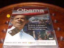 Barack Obama. Un sogno americano  Editoriale Dvd ..... Nuovo
