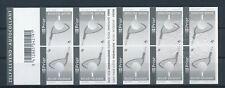 [G10794] Belgium 2007 Golf RARE ministerial sheet VF - black white