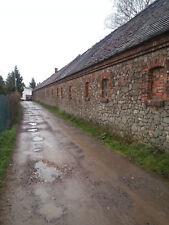 9 Landarbeiterhäuser mit kleinem Grundstück
