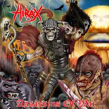 Hirax - Assassins of War US Old School Thrash