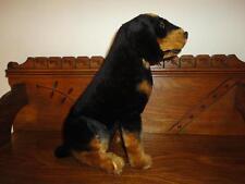 Standing DOBERMAN Dog Ganz Toronto Canada 13 inch Stuffed Plush RARE