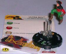 ULTRA BOY #006 #6 Legion of Superheroes LSH DC HeroClix