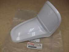 NEW OEM YAMAHA PW50 PW 50 PEE WEE Y-ZINGER ZINGER FRONT FENDER NUMBER PLATE