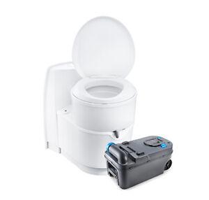 Thetford cassette toilet C223-CS for CARAVANS