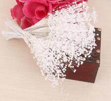 100 Stems Pearl Bead Spray Wedding Bouquet Cakes Crafts DIY