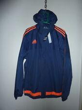adidas Raincoats Polyester Regular Coats & Jackets for Men