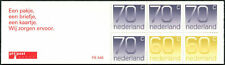 Netherlands 1991 SG#SB104 Numerals Cto Used Stamp Booklet #C55200