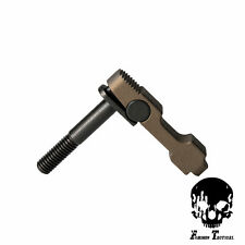 BURNT BRONZE Ambi-Mag Release WITH Spring 223 556 Tactical-Ambidextrous release