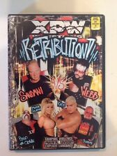 XPW - Retribution (DVD, 2003)Authentic US Release