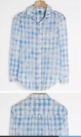 Retail- $88 Details about  /Anthropologie Pilcro East Village Tie Dye Tee NWT Size Large