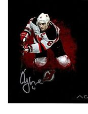 Andy Greene autographed signed 8x10 photo NHL New Jersey Devils