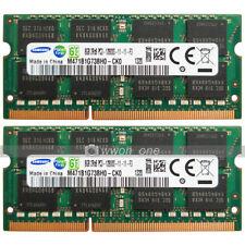 16GB Kit 2x8GB PC3-12800 DDR3 1600Mhz Memory for Apple Mac mini Late 2012 A1347