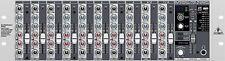 NEW Behringer Eurorack RX1202FX 12-Input 3U Line Mixer Rackmountable w/ Effects