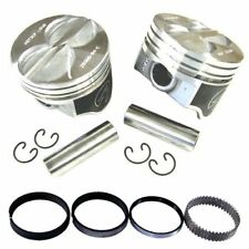 Speed Pro H273CP60 Ford 289 302 Flat Top Hyper Pistons & Moly Rings Kit 060 Bore