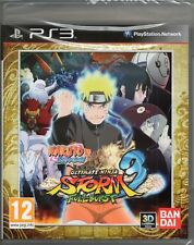 NARUTO SHIPPUDEN: ULTIMATE NINJA STORM 3 - FULL BURST GAME PS3 ~ NEW / SEALED