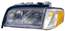 Headlight Combination Assembly Left Maxzone fits 97-00 Mercedes C230