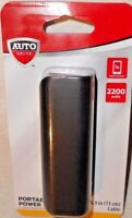 Auto Drive Portable Power Pack Charger 2200 mAh