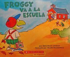 Froggy va a la escuela