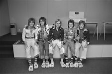 Bay City Rollers Pop Group Boy Band 10x8 Glossy Music Photo Print Picture