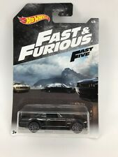 Hot Wheels Fast & Furious Fast Five Black Nissan Skyline - SHIPS OUT FAST