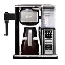 Ninja Coffee Bar Auto de IQ/ /Cafetera El/éctrica Jarra t/érmica plata