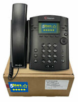 Polycom VVX 310 IP Phone (2200-46161-025) - Renewed, 1 Yr Warranty
