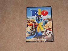 New, Rio, Dvd