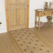runrug Carpet Runner Rug Kitchen Hallway - Width 60cm x 205cm Long -Crest Berber