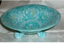 Art Deco- Schale  mit Füßen - um 1925 /35 - Keramik