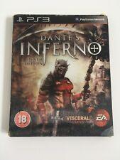 Dantes Inferno Death Edition (Playstation 3) - PAL - FAST & FREE