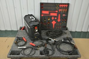 Thermal Arc Portafeed VS 212 P/N W3512002 Professional Wire Feeder w/Accessories