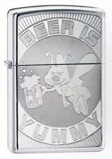 Alcohol & Smoking Metal Collectable Lighters