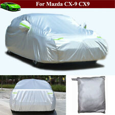 Full Car Cover Waterproof / Windproof / Dustproof for Mazda CX-9 CX9 2013-2021