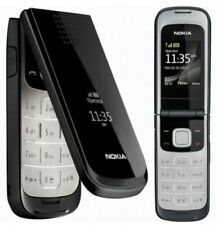 New Condition Nokia 2720 Fold Black (Unlocked) Mobile Phone+ 12 Months Warranty