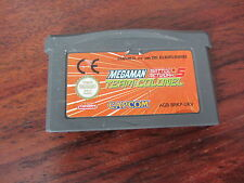 MEGAMAN BATTLE NETWORK 5  TEAM COLONEL            -----   pour GAME BOY ADVANCE