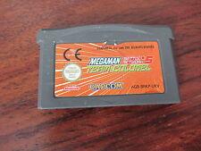 MEGAMAN BATTLE NETWORK 5  TEAM COLONEL            -----   pour GAME BOY ADVANCE
