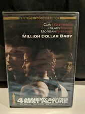 Million Dollar Baby - Dvd - Widescreen - Clint Eastwood - New and Sealed